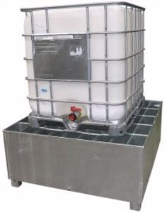 Picture of Spill Bins Intermediate Bulk Containers 2500Kg SWL
